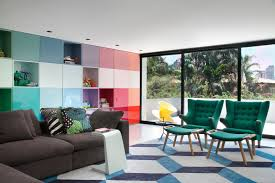 100 Modern Interior Design Colors 6 Paint That Make A Bold Statement Dwell