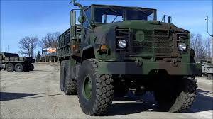 M923 6x6 Military 5 Ton Cargo Truck For Sale C-200-93 - YouTube