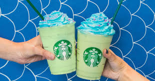 Starbucks Just Released The Mermaid Frappe And Heres How You Can Make It Yourself Featured Image