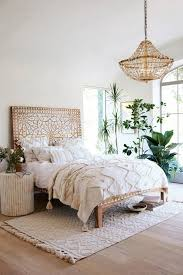Beautiful Boho Bedroom With The Colours Of Nature