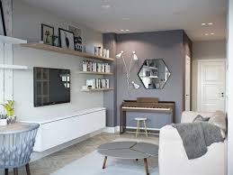 Tiny Apartment Living Room Design Jl