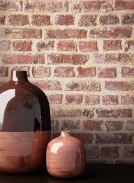 newroom vliestapete steintapete rot ziegelstein backstein mauerwerk klinker tapete steinoptik wohnzimmer schlafzimmer flur tapete steinoptik