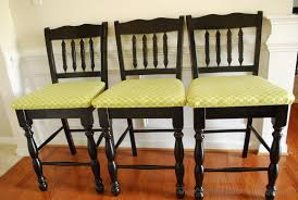 Upholster The Seat Of Your Dining Room Chairs Heres How I