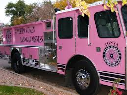 100 Pink Fire Trucks Fire Trucks To Visit Happy Valley On Breast Cancer Awareness