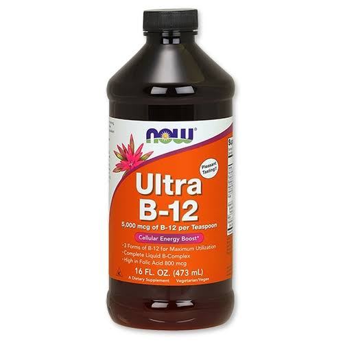 NOW Foods Ultra B-12 Cellular Energy Drink - 473ml