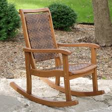 Outdoor Interiors RC Outdoor Rocking Chair