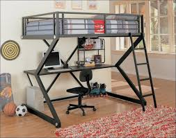 Low Loft Bed With Desk Underneath by Bedroom Marvelous White Bunk Beds Loft Bunk Bed With Desk