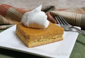 Pumpkin Pie Cake Recipe RecipeTips