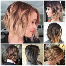 Short Balayage Hair Colors For 2018 Hair And Beauty Pinterest