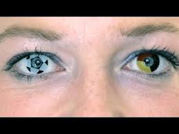 Cheap Prescription Colored Contacts Halloween by Color Contact Lenses Can Do Horrible Things To You Youtube