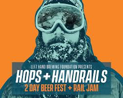Left Hand Brewing pany Hosts Hops and Handrails with Karl