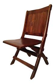 Eight Antique 1880-1890 Readsboro Wooden Folding Chairs