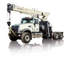 TM 3851 Boom Truck | Terex Cranes