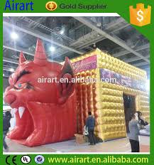 Halloween Inflatable Archway Tunnel by Inflatable Devil Tunnel Inflatable Devil Tunnel Suppliers And