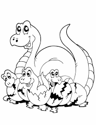 Top Coloring Pages Dinosaurs Gallery