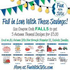 5 Designs $5 Coupon Code FALL5 | *Fun With SVGs | Design ... Cricutcom Promo Codes Marriottcom Code Cricut Sales Deals Revealed Whats In The Mystery Box September 2019 Weekly Sale Coupon Codes Promos Discounts Coupons Printable How To Make A Dorm Room Cooler Michaels Cricut The Abandoned Cart What You Need To Know Directv Military Best Discount Shopping Outlets Uk 10 Off Limoscom Coupons Promo Cutting Machine Planet Hollywood Buffet Las Flick Hollow Font Digital Download Ttf File Getting Crafty With Coupon