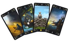 cats on deck deck review the black cats tarot