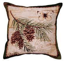 Pottery Barn Decorative Pillows Ebay by Pinecone Pillow Ebay