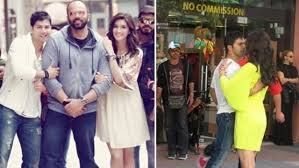 Dilwale Movie song Leaked featuring Varun Dhawan and Kriti Sanon