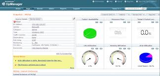 white paper free small network monitoring tools opmanager