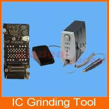 Mini Manual IC Chip Grinding Removing Tool Machine for iPhone 4S 5