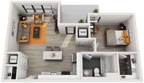 100 Luxury Apartments Tribeca Floor Plans One Two Three Bedroom Units In St Louis MO