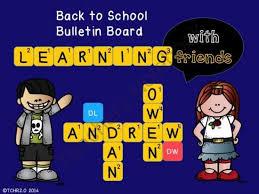 Scrabble Tile Distribution Words With Friends by Best 25 Scrabble Bulletin Boards Ideas On Pinterest Classroom