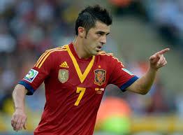 100 Torres Villa David Spains Alltime Top Goalscorers 1 David 59 2
