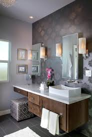 san diego 60 vanity single bathroom contemporary with glass tile