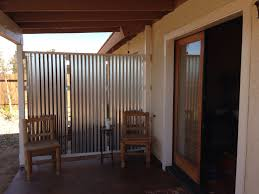 DIY Corrugated Privacy Screen And Wind Break | Backyard Outdoor ... Backyard Privacy Screen Outdoors Pinterest Patio Ideas Florida Glass Screens Sale Home Outdoor Decoration Triyaecom Design For Various Design Bamboo Geek As A Privacy Screen In Joes Backyard The Best Pergola Awesome Fencing Creative Fence Image On Cool Garden With Ideas How To Build Youtube