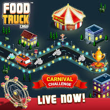 100 Food Truck Challenge Hey Chefs Carnival Event Is Chef