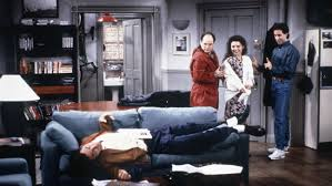 Inside The 'Seinfeld' Apartment Pop-Up In New York | Hollywood ... Real Life Jerry Seinfelds Apartment Only In Reel Video Seinfeldwad Jerrys A Doom Ii Wad Wads Mods Seinfeld Replica Nyc Door Inhabitat Green Design For Ultimate Fans An Exact Mini Replica Of His Hulu Built A Faithful Creation Of Apartment But Had This Photo Reveals Neverbeforeseen Fourth Wall Vox Pop Up Fans Reminisce Onic Tv The Opens West Hollywood Abc7com What Nycs Most Famous Fictional Apartments Would Cost In