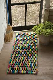 Fleur De Lis Reversible Patio Mats by The 25 Best Recycled Door Mats Ideas On Pinterest Outdoor