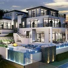 104 Modern Dream House 60 Most Popular Exterior Design Ideas 61 Design Exterieur De La Maison Maison De Luxe Manoirs De Luxe