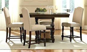 High Top Dining Table Set New Chair Best Counter Height