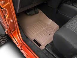 Jeep Jk Floor Mats by 2007 2018 Jeep Wrangler Floor Mats Extremeterrain Free Shipping