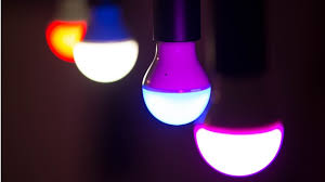 the smart bulb you can programme for every mood and that hears