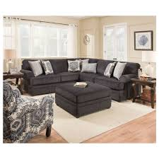 Simmons Harbortown Sofa Instructions by Sectional Sofa Modern Simmons Sectional Sofas Simmons Sofas And