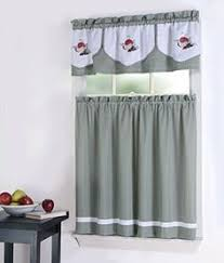 Amazon Kitchen Window Curtains by Amazon Com 3pc Beige With Yellow Sunflower And Butterfly Kitchen