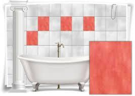 details zu fliesen aufkleber fliesen bild mosaik kachel struktur terracotta sticker bad wc