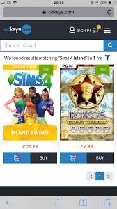 CD Keys Has Money Off Island Living!!! : Sims4 Origin Coupon Sims 4 Get To Work Straight Talk Coupons For Walmart How Redeem A Ps4 Psn Discount Code Expires 6302019 Read Description Demstration Fifa 19 Ultimate Team Fut Dlc R3 The Sims Island Living Pc Official Site Target Cartwheel Offer Bonus Bundle Inrstate Portrait Codes Crest White Strips Canada Seasons Jungle Adventure Spooky Stuffxbox One Gamestop Solved Buildabundle Chaing Price After Entering Cc Info A Blog Dicated Custom Coent Design The 3 Island Paradise Code Mitsubishi Car Deals Nz Threadless Store And Free Shipping Forums