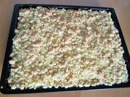 apfel streusel blechkuchen mit eigenen händen