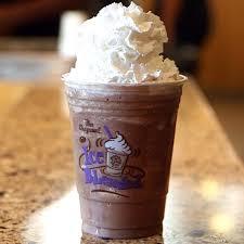 The Coffee Bean Tea Leafs Blended Iced Mocha