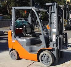Used Forklifts For Sale In Central Florida - Used Forklift In Orange ...