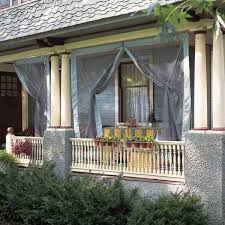 outdoor curtains for porch and patio designs 22 summer decorating