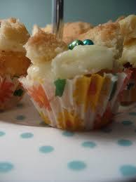 Tiny Butterfly Fairy Cakes