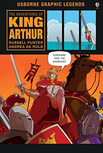 Adventures of King Arthur [Book]