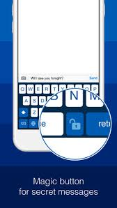 Kibo Hide your messages in any messenger on the App Store