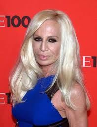 Donatella Versace Is Listed Or Ranked 4 On The List Famous Fashion Designers From