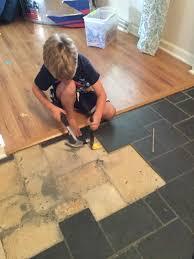 installing large tile